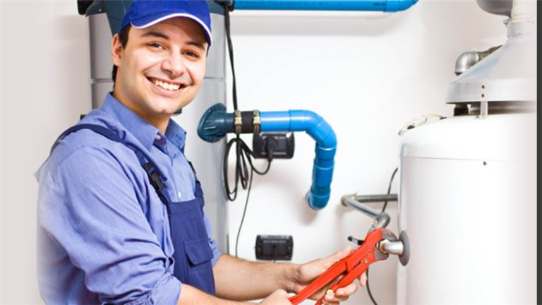 Plumbing and Heating Contractor for Sale